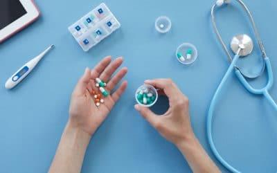 Verbotene Medikamente nach Schlauchmagen OP